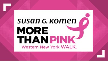 Susan G. Komen Western New York to Premiere New More Than Pink Walk Sat. June 8th