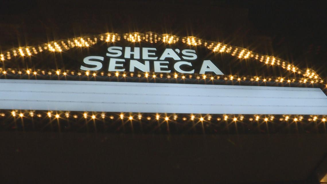 Shea's Seneca shines bright once again