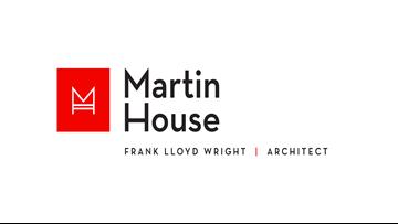 June 29 - The Martin House