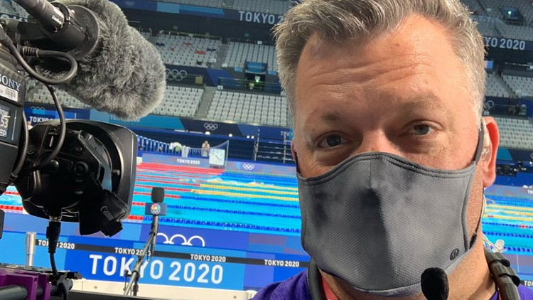 Western New Yorker sends home Olympic moments