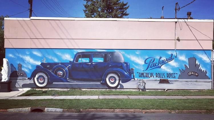 Packard, America's Rolls Royce