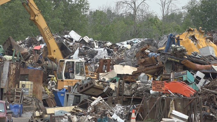 Corfu scrap yard is the final destination for some Tesla equipment purchased by state government