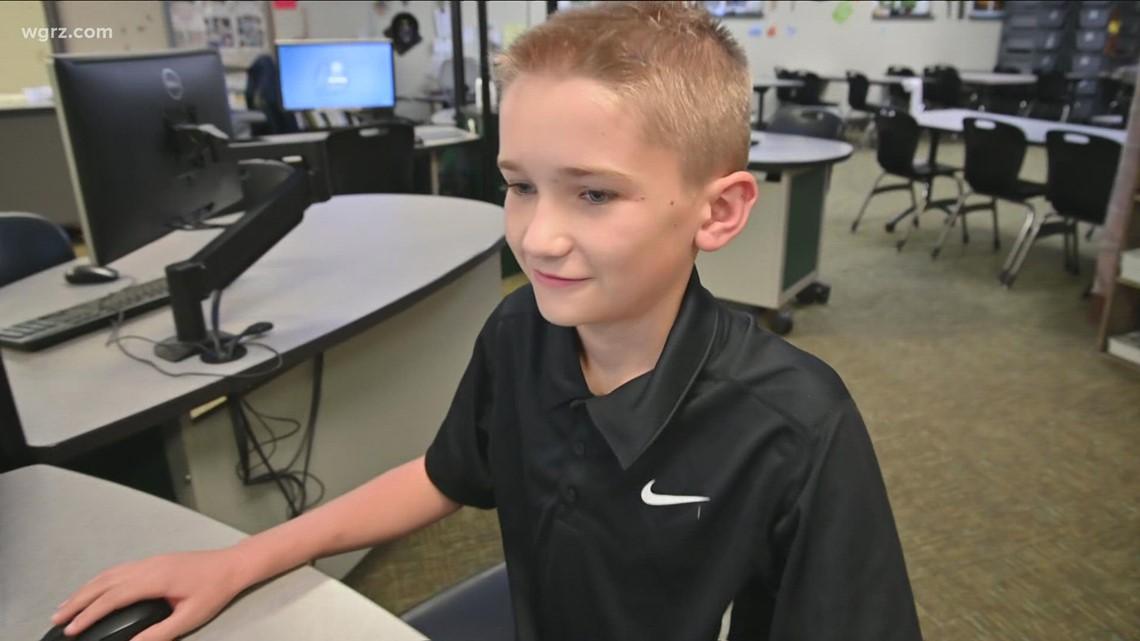 STEM Star of the Month: Brent Harris Jr.