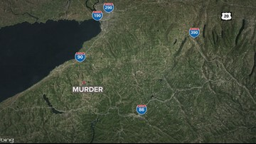 Salamanca murder suspect arrested in Las Vegas