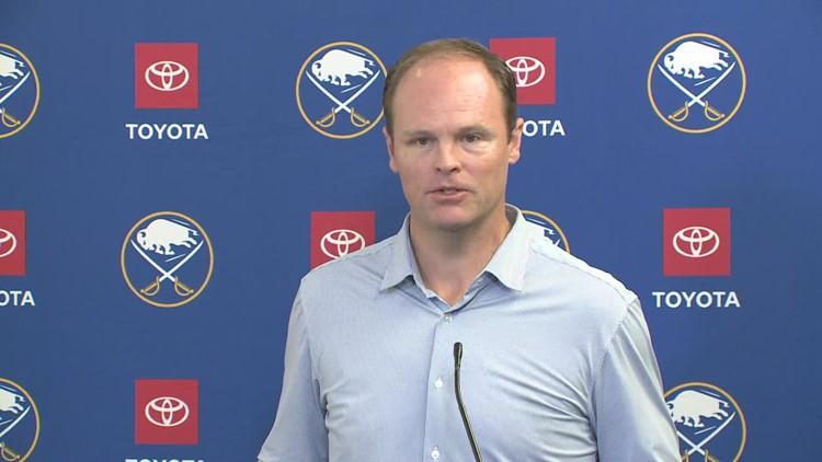 Buffalo Sabres GM: Eichel is no longer team captain