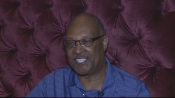 Former Buffalo Braves player Elmore Smith has fond memories of his time in Buffalo.