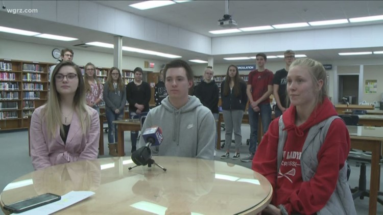 Iroquois students win anti-drug video competition