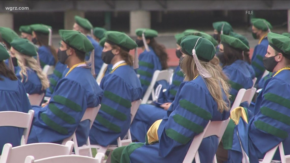 UB commencements for 2020 class