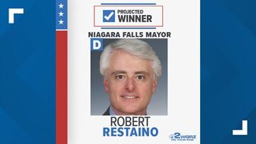 Restaino wins Niagara Falls mayoral race