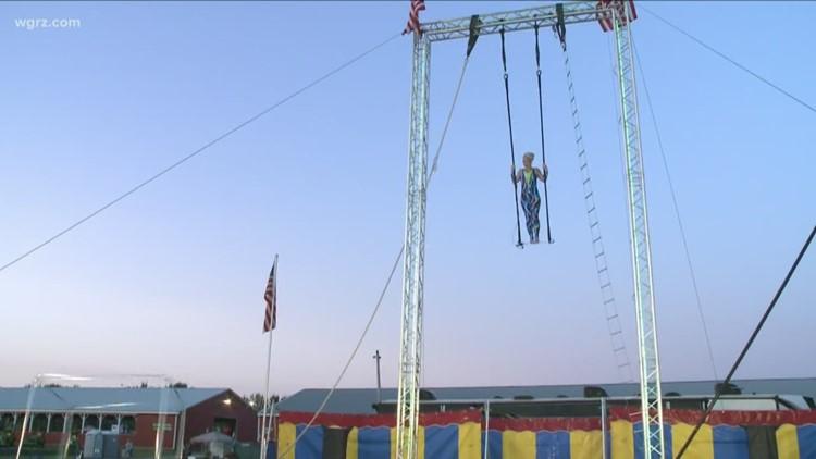 Orleans County Fair kicks off Monday