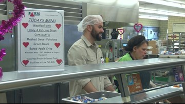 Local chef, students bring Buffalo's Farm to School program to the cafeteria