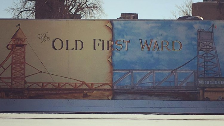 The Old First Ward