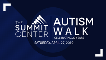 The Summit Center Autism Walk - Celebrating 20 Years