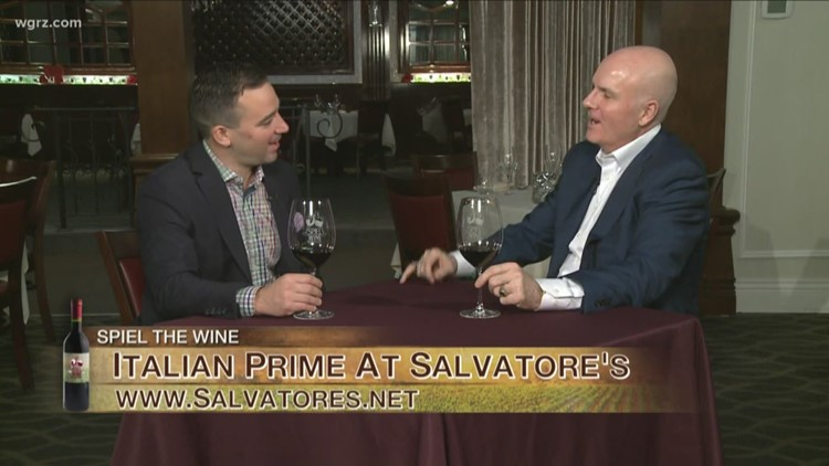 Kevin is at Italian Prime at Salvatore's to discuss Chocolate Brunch