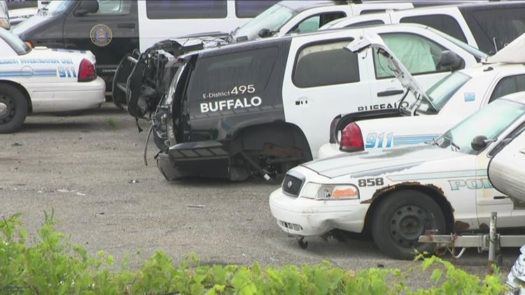 Investigative Post: Addressing Police Vehicle Shortage in Buffalo