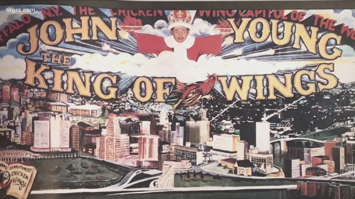 Unknown Stories of WNY: Original king of wings
