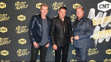 Rascal Flatts coming to Darien Lake