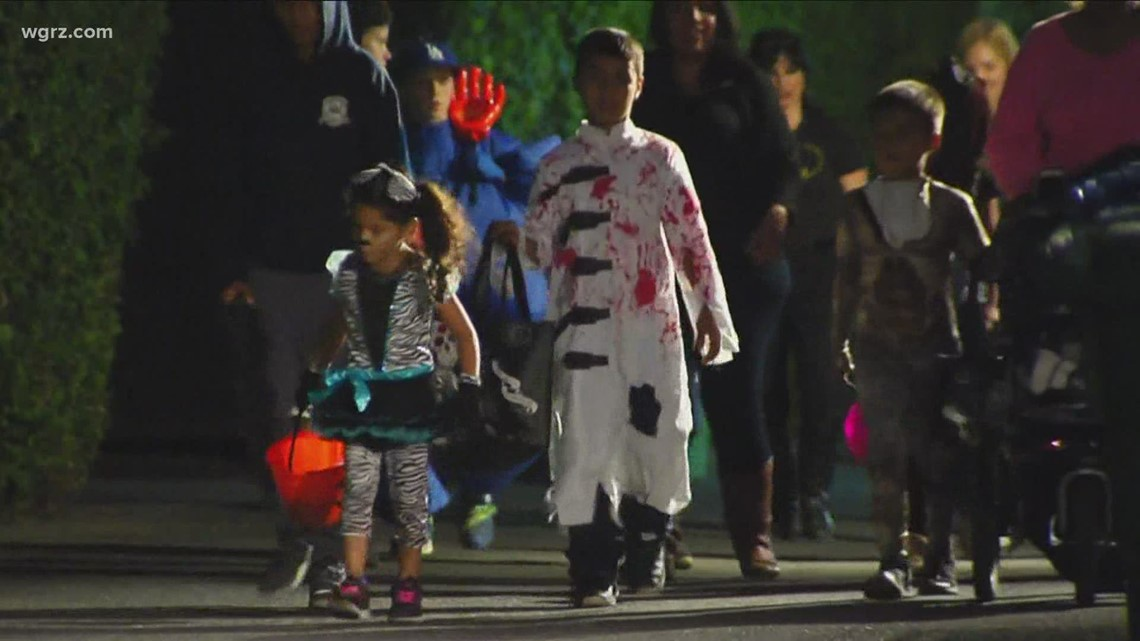 Tips for a safe Halloween from pediatric infectious disease specialists - WGRZ.com thumbnail
