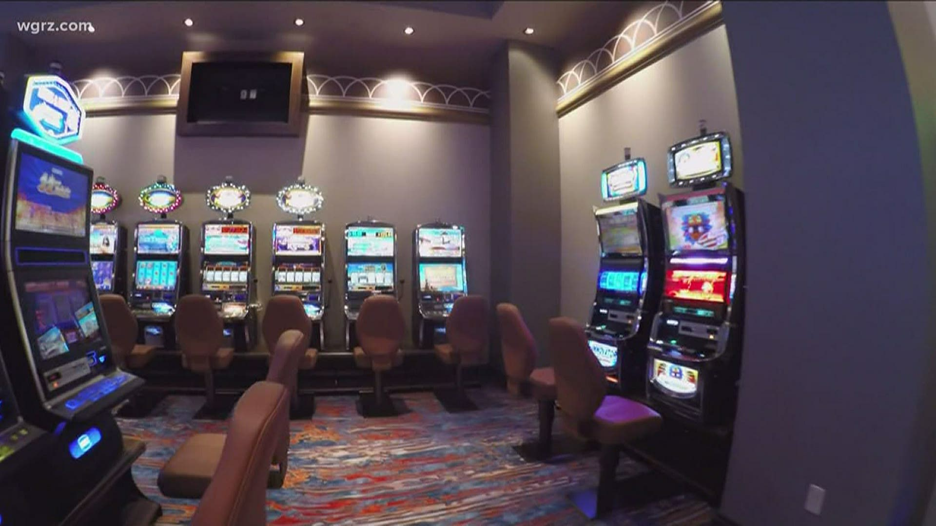 Casino seneca new york
