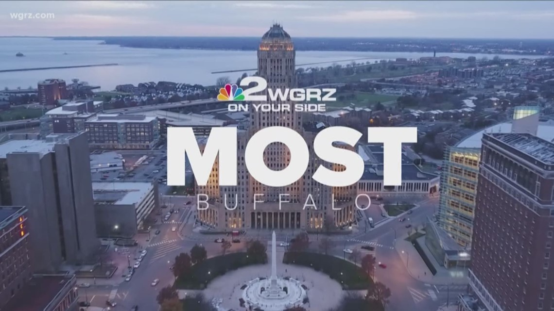 most buffalo