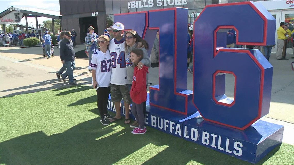 First Bills game with mandatory vaccine
