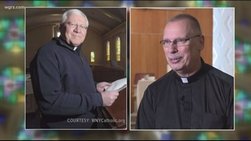 Priest cleared of sexual abuse allegations