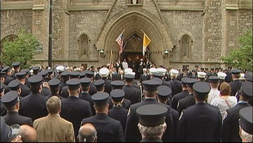 City Hall to be lit in red to honor fallen Buffalo firefighters