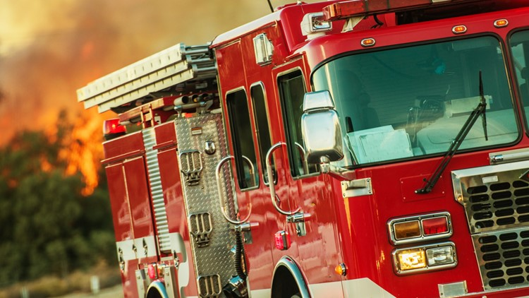 Orleans County Sheriff's Office investigating deadly house fire on Peter Smith Road