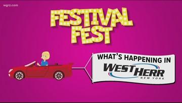 Festival Fest: September 14th and 15th