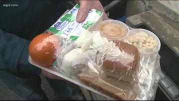 """Delivering for """"Champion of Meals"""" program"""