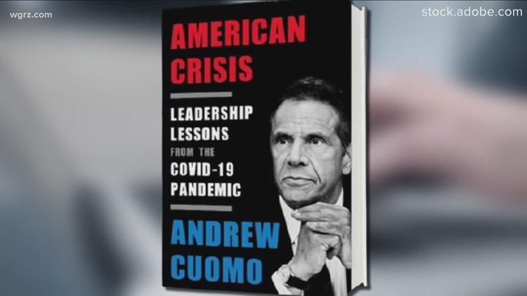 Cuomo Book Deal Was Worth $5.1 Million