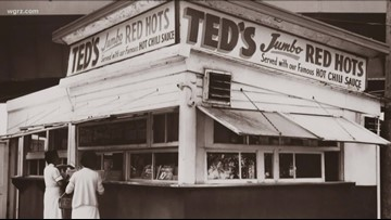 The beginnings of Ted's