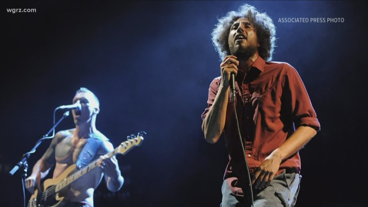 Rage Against the Machine coming July 27th