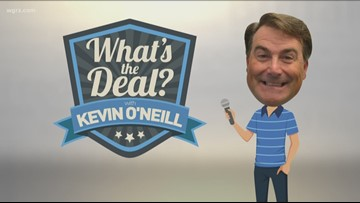 "Whats The Deal With Kevin O""Neill"