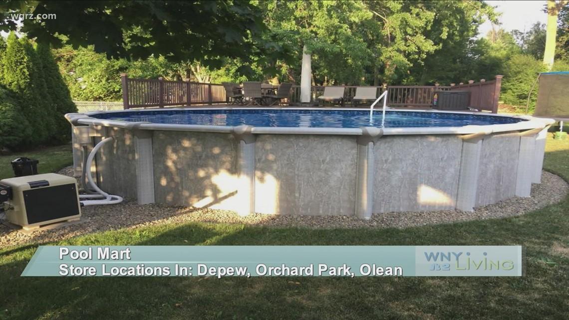 June 19 - Pool Mart