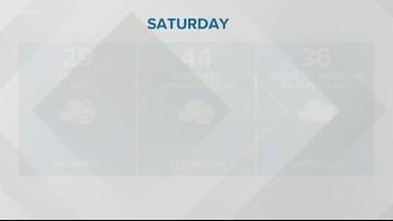 Storm Team 2 late night forecast Heather Waldman 01/23/20