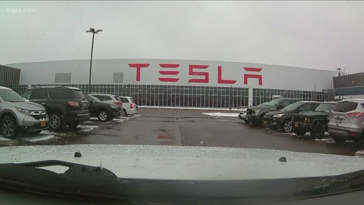 Panasonic to leave Tesla facility in South Buffalo