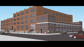 Plan to turn old Buffalo factory into new loft apartments heads to planning board
