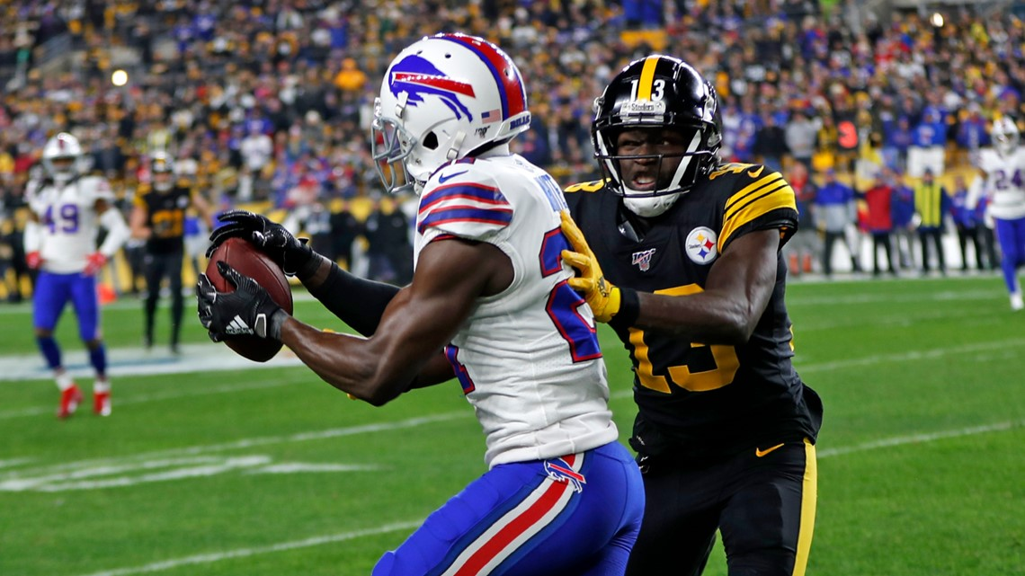 Game Day: Bills 17, Steelers 10, fourth quarter