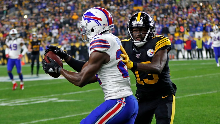 Game Day: Bills 17, Steelers 10