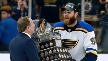 O'Reilly wins Conn Smythe as playoff MVP