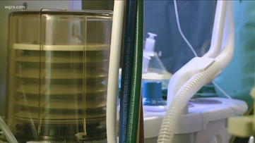 Cuomo Orders Transfer Of Health Equipment