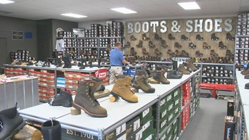 November 9 - Route 5 Boots & Shoes