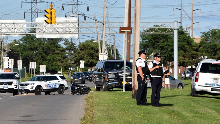 North Tonawanda man on motorcycle dies in Niagara Falls crash