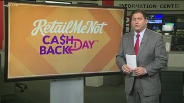 RetailMeNot's Cash Back Day