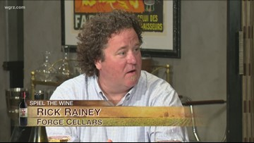 Kevin is joined by Rick Rainey of Forge Cellars