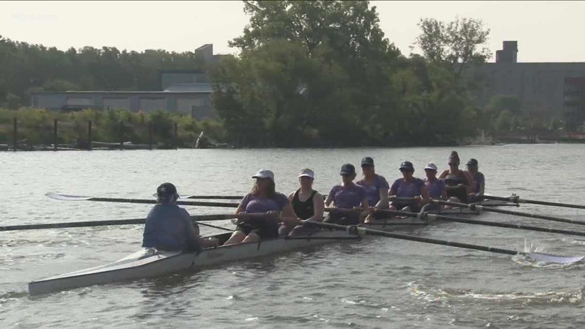 'We Can Row' Finds Peace On Buffalo River