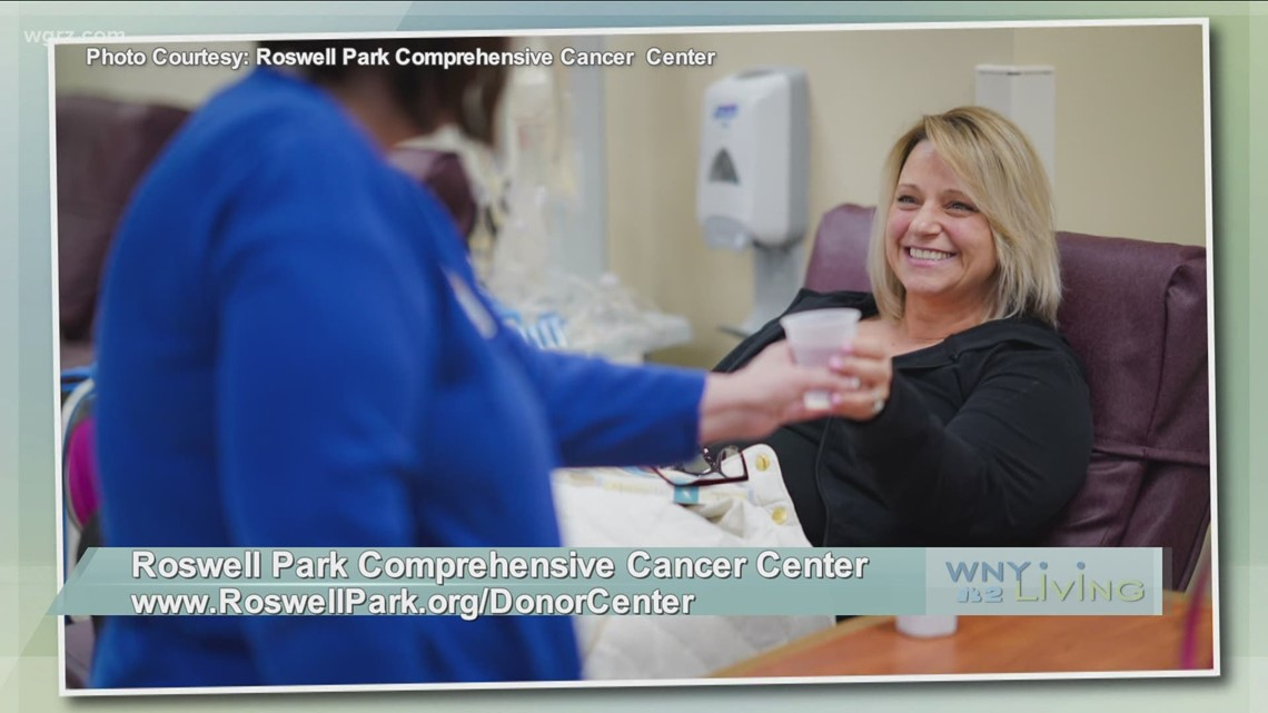 May 29 - Roswell Park Comprehensive Cancer Center