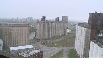 Extreme Walking Tour Takes You to the Top of a Grain Elevator