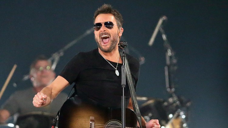 Eric Church bringing tour to Keybank Center in September